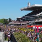 All the pomp and glory at Flemington. Photo: ODT files