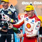 Kiwi Scott McLaughlin has won his second Australian Supercars title in a row. Photo: Getty Images