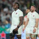 England lock Maro Itoje has copped flak for his response at the medal presentation after his team...