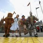 The Wizard of Oz was satire about conflicts over money and who controls it in an economy. Photo:...