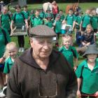 Ray Lawrence did not attend Maheno School as a child, but he has been making up for it ever since...