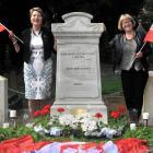 Polish Heritage Trust of Otago & Southland Charitable Trust secretary Anna McCreath Munro ...
