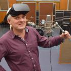 Prof Holger Regenbrecht is working on a project to create a virtual copy of the soon-to-be...