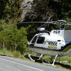 NZCC West Coast Rescue Helicopter. Photo: File
