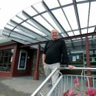 Vincent Community Board chairman Martin McPherson says the board has approved conducting...