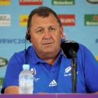 New All Blacks coach Ian Foster. PHOTO: GETTY IMAGES