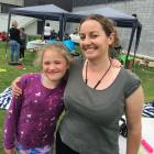 Southbrook School pupil Miley Scott, aged 9, has been hanging out with Katrina Sinclair this term...