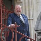Len Andersen QC will be formally appointed a Queen's Counsel at a ceremony in February. Photo:...