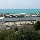 The future site of Mitre 10 Mega Oamaru between Ribble and Dee Sts, as viewed from Aln St. PHOTO:...