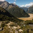The Routeburn Track. Stock photo: Getty