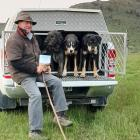 Sheep dog trainer and triallist Lloyd Smith has released a second edition of his Pup Pen to...