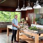 Good From Scratch Cookery School is celebrity chef Michael Van de Elzen's latest passion project.