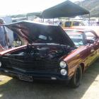 Leigh Jackson's 1967 Ford Galaxie 500XL coupe was voted People's Choice on Saturday. PHOTO: ADAM...