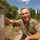 Barrie Wills, a director of Central Otago Clutha Trails, is calling for people to complete a...