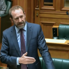 Andrew Little bought the Bill before the House for its first debate this afternoon. Photo:...