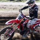Dunedin rider Sam Cuthbertson (MX1) has been training hard for the 2020 New Zealand Motocross...