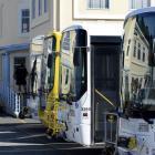 Dunedin bus depot. Photo: ODT