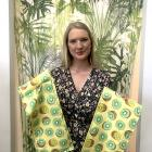 Georgia Greening is making wraps to help nurse animals injured or orphaned in Australia's...