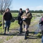 Environment Canterbury staff and Hurunui-Waiau Zone Committee members recently inspected the...
