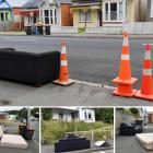 Old sofas, armchairs, mattresses and other large items, discarded on North Dunedin streets, are...