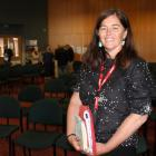 Department of Conservation freshwater technical adviser Jane Goodman led the presentation at the...