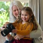 Dunedin photographer Justine Turner is arranging a photoshoot for granddaughter Lilly Freeman's...