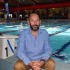 Waitaki Aquatic Centre manager Matthew Lanyon. Photo: Daniel Birchfield