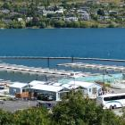 Interest in Queenstown's new $20 million Frankton Marina is such the developers are likely to...