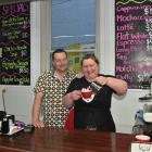 Richard and Susanne Dagg have opened Heff's Restaurant in South Dunedin and expect to close the...