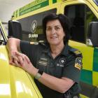 Every day on the job is different for St John emergency medical technician Sandra Wilson. Photo:...