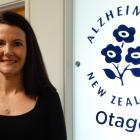 Alzheimers Otago manager Liz Harburg. PHOTO: BRENDA HARWOOD
