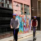 Beam Mobility is working with the Dunedin City Council to get its Beam e-scooters on to the...