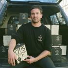 Otis Oat Milk managing director Tim Ryan. Photo: Supplied
