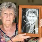 Mosgiel woman Ngairena Hibbs is hoping someone will find the missing urn containing some of the...