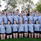 The Canterbury age-group beach volleyball team had medals to celebrate from the national...
