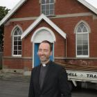 Anglican Parish of Dunedin North vicar the Rev Michael Wallace says demolition of the parish's St...