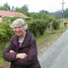 Wetherstons Rd resident Judith Tromp wants the Clutha District Council to address road dust...