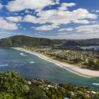 The surfer was attacked around 500 metres south of the Pauanui surf life-saving club on the east...