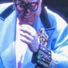 An emotional Elton John cuts his first Auckland show short. Photo: Supplied via NZ Herald