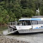 Locals pay normal postage rates for the Pelorus Sound mail boat - free grocery delivery and...