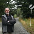 Shortcut Rd resident Chris Linsell has started a petition to stop the road  being used as a...