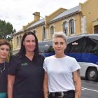 Dunedin business owners (from left) Zen salon co-owner Liana King, Nude Skin and Beauty owner...