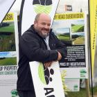 Mossburn farmer and Ag Proud member Jason Herrick is promoting the positive side of farming....
