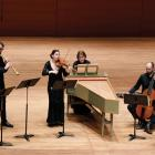 Members of Juilliard415 perform. Photo: Supplied