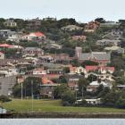 House prices all over the country are now unaffordable for many young New Zealanders. Photo: ODT...