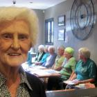 Bev Jackson has been with the Netherby Women's Institute (WI) for 50 years.