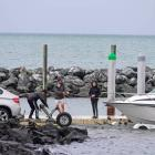 Boats at Gulf Harbour Marina on the Whangaparaoa Peninsula north of Auckland yesterday. Photo: NZ...