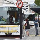 Free public transport could be a real incentive to reduce cars on city streets. Photo: ODT files