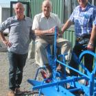 Ashburton Powder Coating's Max Cawte, plough benefactor Murray Ford and Mid Canterbury Vintage...