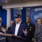 US President Donald Trump has tested negative for coronavirus, despite being in close contact...
